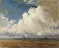 Грозовые облака. 1868-1871