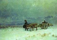 Зима в Крыму. 1871-1873