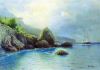 Берег моря. 1899