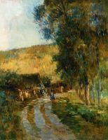Дорога в Валле-де Льитон