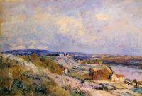 Холмы Ербле весной