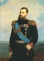 Портрет великого князя Алексея Александровича.