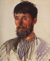 Портрет крестьянина И.Д.Голубева.