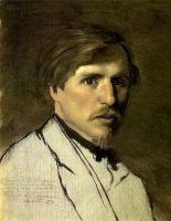 Портрет И.М.Прянишникова. Около