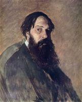 Портрет художника А.К.Саврасова