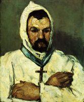 Портрет дяди Доминика, в костюме монаха