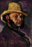 Человек в соломенной шляпе