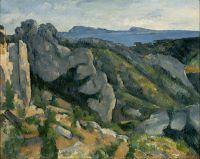 Скалы в Л'эстак