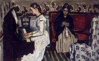 Увертюра к опере Тангейзер. Мать художника и сестра