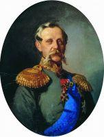 Портрет генерал-майора Е.П. Самсонова. 1869
