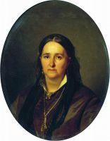 Портрет П.В. Карповой. 1886