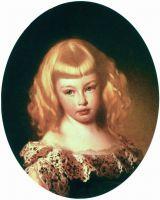 Портрет графини А.П. Зубовой, в замужестве боронессы Вольф. 1880-е