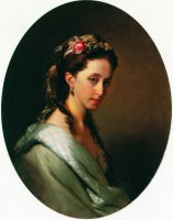Портрет Е.А. Трегубовой. 1869