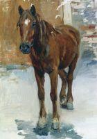 Лошадь. 1911-1920