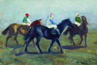Жокеи. 1914
