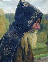 Монах. 1913