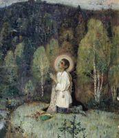 Отрок Варфоломей. 1889