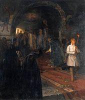 До государя челобитчики. 1886