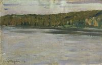 Река. 1915