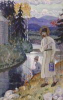 Праведный Симеон Верхотурский. Середина 1900-х