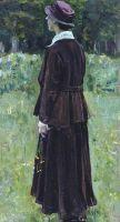 Женскии портрет. 1990-1910-е