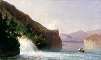 Водопад. 1867