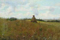 Поле. 1891