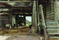 Двор. 1886
