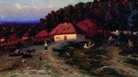 Вечер на Украине. 1882
