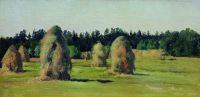 Копны сена. 1903