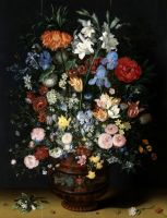 Натюрморт с цветами (Антверпен, Королевский Музей искусств)