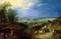 Пейзаж с крестьянами (ок.1604) (Миннеаполис, Институт искусств)