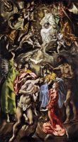 Крещение Господне (ок.1608) (Толедо, Больница де-Сан-Хуан Баутиста де Afuera)_