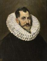 Портрет дворянина (1600-1605) (64 x 51) (Мадрид, Прадо)
