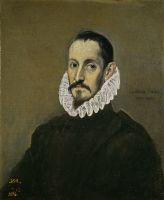 Портрет дворянина (ок.1580-1586) (67 x 55) (Мадрид, Прадо)