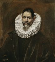 Портрет лиценциата Джеронимо де Кеваллоса (1613) (64 x 54) (Мадрид, Прадо)