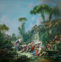 Пастушеская идиллия (1768) (Нью-Йорк, Метрополитен)