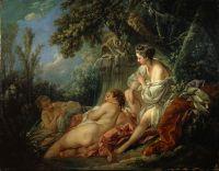 Четыре времени года. Лето (1755) (54.3 ? 72.7) (Нью-Йорк, коллекция Фрик)
