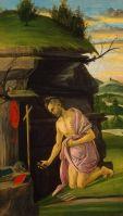 Св.Иероним в пустыне (1495-1498) (С-Петербург, Эрмитаж)