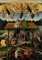 Мистическое Рождество Христово (ок.1501) (109 x 75) (Лондон, Нац.галлерея)