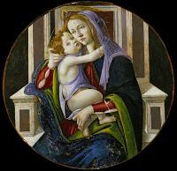 Мадонна с младенцем (1500-1510) (Эль Пасо, Музей искусств)