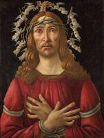 Христос-страстотерпец (частная коллекция)