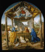 Рождество Христово (фреска) (ок.1473-1475) (США, Южная Каролина, Колумбия, Музей искусства)