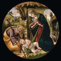 Поклонение младенцу Христу (Хьюстон)