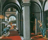 Благовещение (ок.1493) (Глазго, Музей и галлерея искусства)