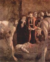 Погребение св. Лучии, 1608