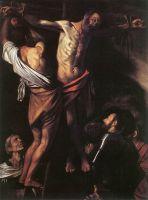 Распятие св. Андрея, около 1607