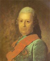 Портрет А.М. Обрескова. 1777