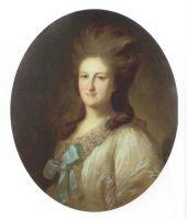 Портрет В.Е. Новосильцевой. 1780