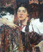 Александра (в сарафане)